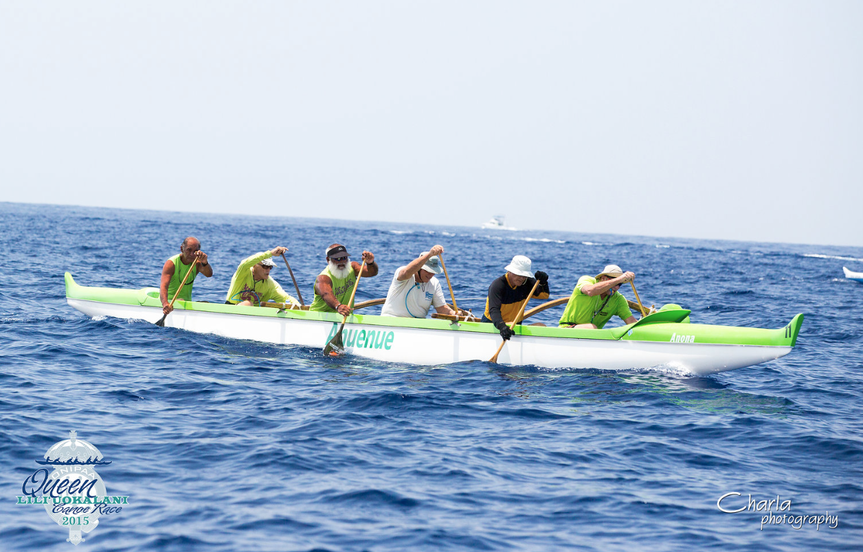 Queen Liliuokalani Race 2015 – Anuenue Canoe Club Video